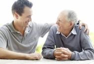 elderly parent